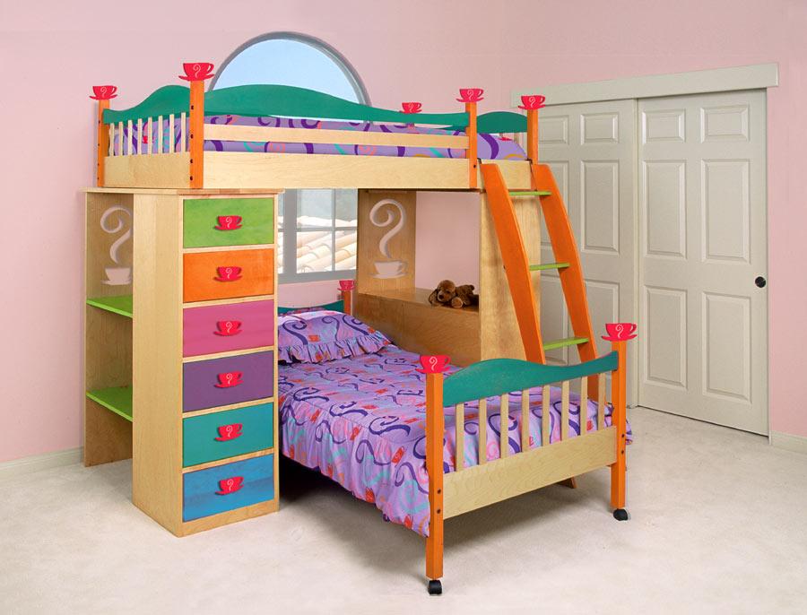 De interes fotos de camas infantiles - Camas dormitorios infantiles ...