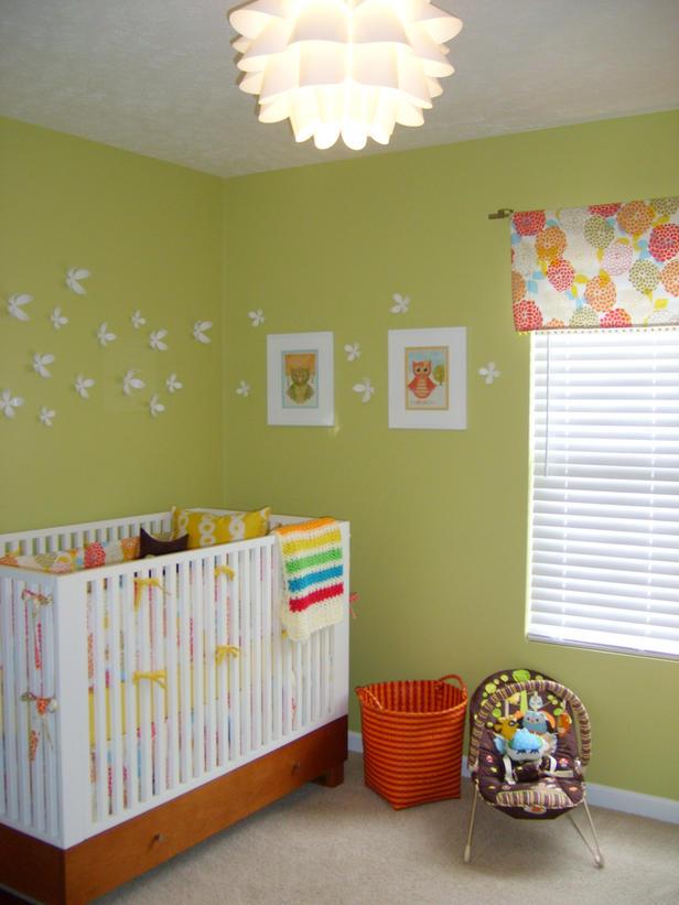 10 ideas de decoracion para la habitacion de bebes de - Ideas decoracion habitacion ninos ...