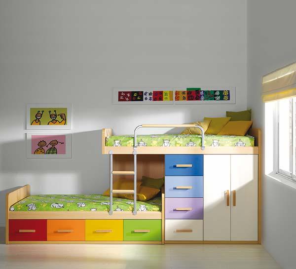 Cómo situar las camas en los dormitorios