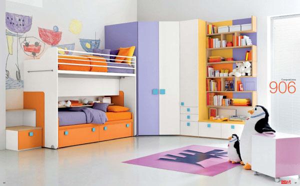 muebles dormitorios infantiles: