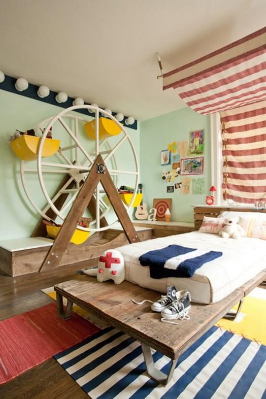 dormitorio niño tematico