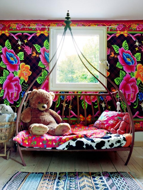 dormitorios infantiles niña
