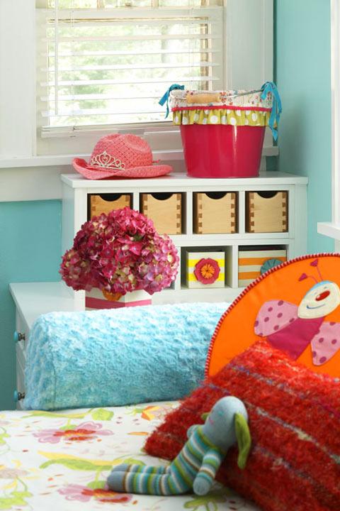 dormitorios infantiles de niña