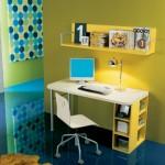 espacio de estudio infantil