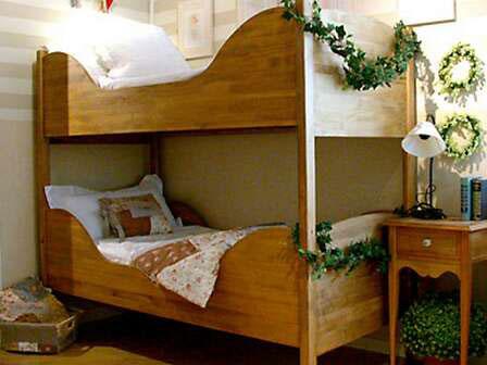 Literas de madera dormitorios infantiles - Vtv muebles infantiles ...