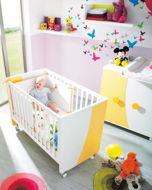 cunas cuartos bebes muebles bebes
