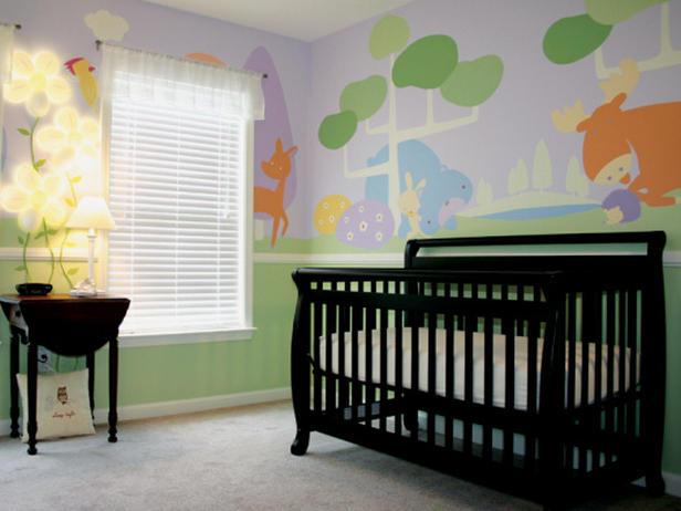 10 ideas de decoracion para la habitacion de bebes - Decoracion habitacion ninos ...