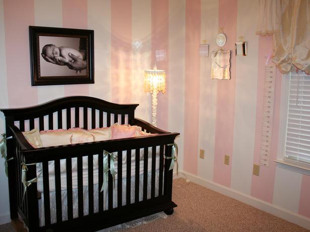 10 ideas de decoracion para la habitacion de bebes - Kinderzimmergestaltung baby ...