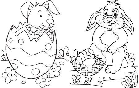 Dibujos Para Colorear De Semana Santa Para Niños Dormitorios