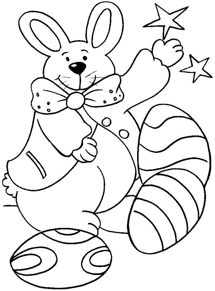 Dibujos para colorear de Semana Santa para niños10 | Dormitorios
