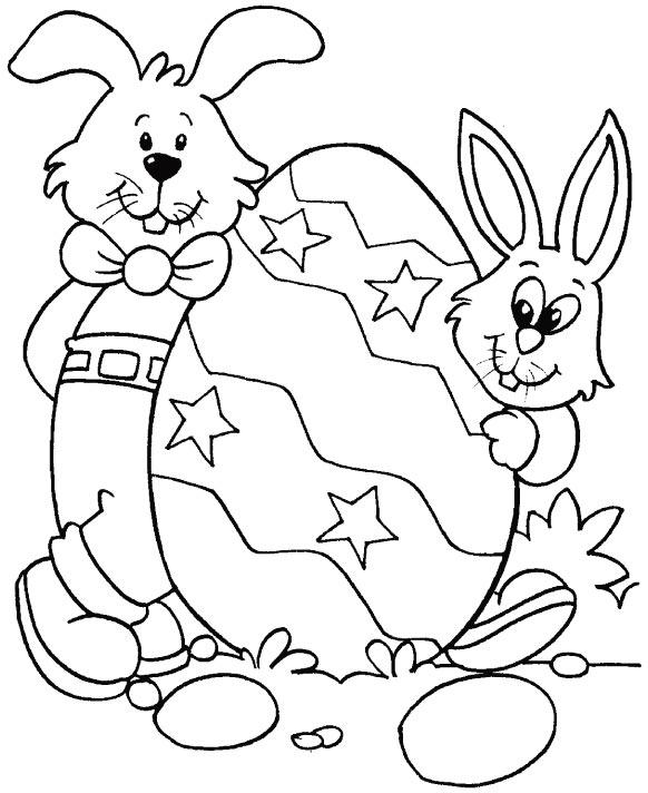 Dibujos Para Colorear De Semana Santa Para Niños2 Dormitorios