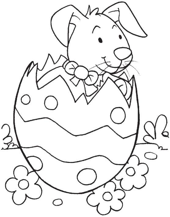 Dibujos para colorear de Semana Santa para niños3   Dormitorios