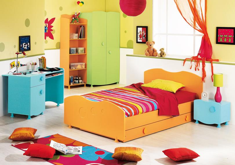 dormitorio infantil original