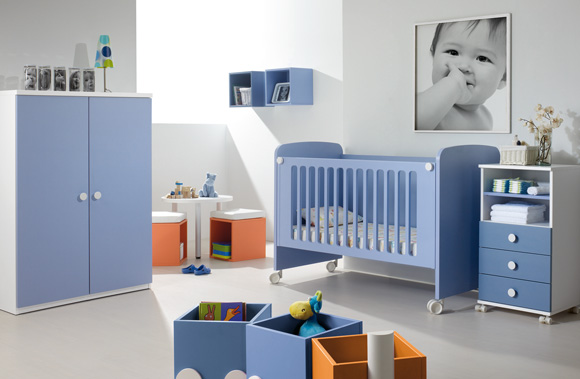Cunas convertibles para bebes   Dormitorios Infantiles