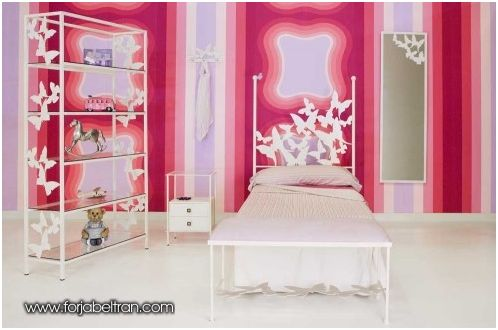 dormitorio nina