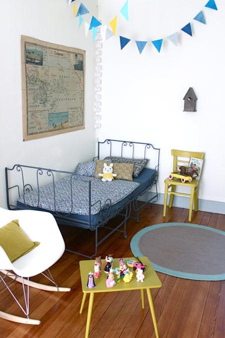Decoracion vintage dormitorios infantiles - Decoracion vintage dormitorios ...