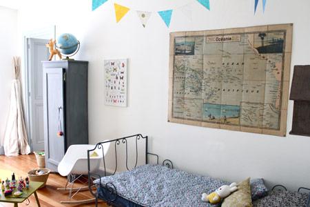 Decoracion vintage dormitorios infantiles - Dormitorio decoracion vintage ...