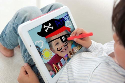super paquito imaginarium tablet